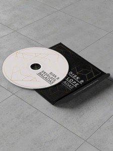 Estuche de CD_2